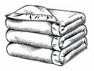 Blankets for Lesvos