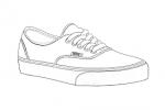 Men's sneakers size 39 - 44 for Kara Tepe